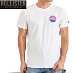 Hollisterホリスター正規品メンズ半袖TEEシャツロゴプリントLogoGraphicTee白ホワイト323-243-2520-100海外インポートブランド海外買い付け正規【楽ギフ_包装】