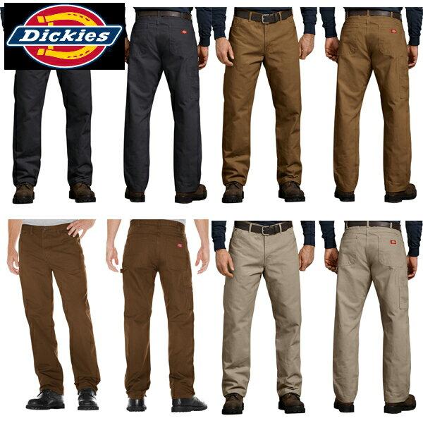 メンズファッション, ズボン・パンツ Dickies CARPENTER DUCK JEANS