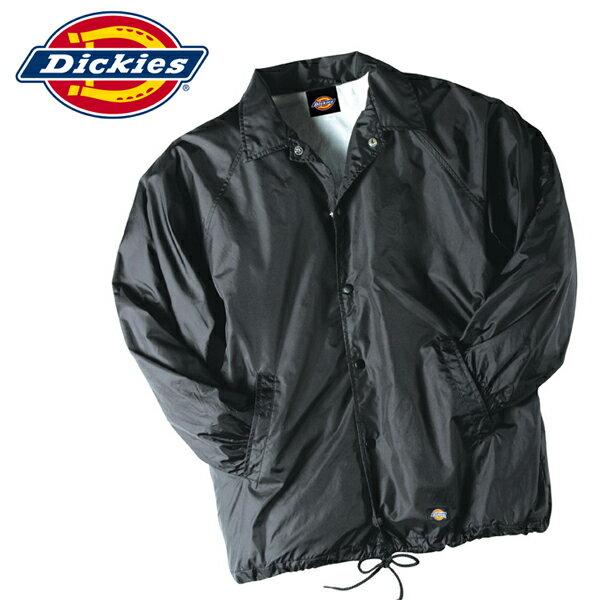 Dickiesディッキーズ正規品アメリカ買い付けコーチジャケットナイロンウィンドブレーカーSnapFrontNylonJacke