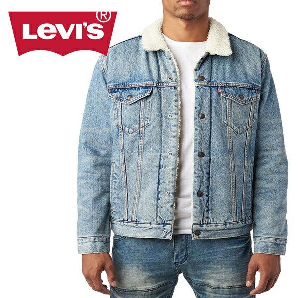 メンズファッション, コート・ジャケット Levis LEVIS DENIM JACKET TRUCKER JACKET G16365-0044