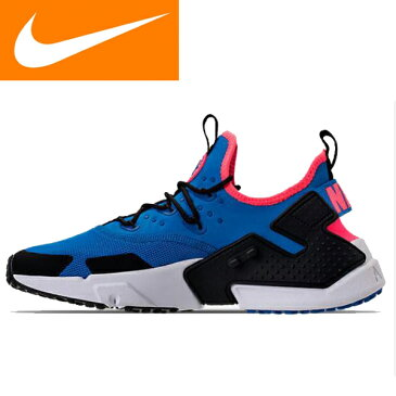 Nike ナイキ正規品スニーカーエアーハラチ ドラフトAir Huarache Drift Blue AH7334-403ブルーピンクインポートブランド海外買い付け正規