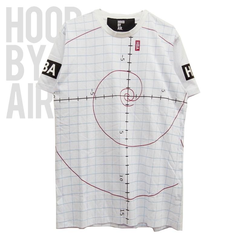 トップス, Tシャツ・カットソー HOOD BY AIR T HOOD BY AIR HBA-3W -MAPPING-