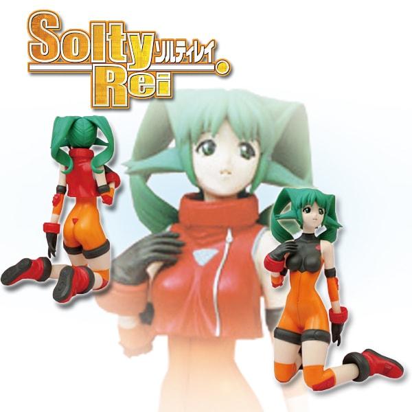 *SoltyRei ソルティレイ ソルティ・レヴァント フィギュア GDH版 機械仕掛けの少女 ソルティ画像