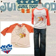 プライスダウン!!!【SALE】△JUNK FOOD(ジャンクフード)Lady's Tシャツ -COCOA-セレブ愛用ブラ...