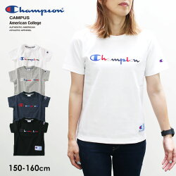 Championチャンピオン○新作○スクリプトロゴTシャツJr(150cm160cm)【メール便可】