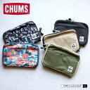 CHUMS チャムス○新作○Recycle Tidy Pouch(F)リサイクルタイディポーチ パスポート 母子手帳ケース 通帳 誕生日 プレゼント【メール便可】