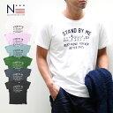 \再入荷/ ブランド noa department store. STAND BY ME Tシャツ(S/160cm M/165cm L/175cm)【メール便可】【F_1】・・・