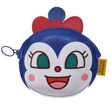 【あす楽対応】010486/ANJ-580 アンパンマンコインパース[コキンちゃん] /キッズ/ベビー/キャラクター雑貨