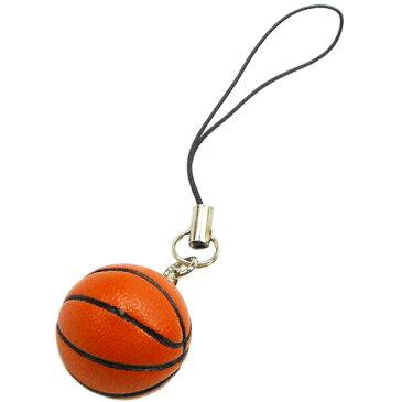 17663/CORE/スポーツ「球技」ストラップ(バスケットボール)/マスコット/チャーム/玩具/おもちゃ/フィギュア/ギフト/プレゼント