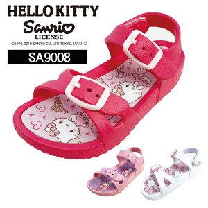 サンリオ SA9008 EVAベルトサンダル キッズ sanrio ファッション タウン 靴 シューズ ガーデニング おでかけ 子供 女児 おしゃれ ギフト プレゼント