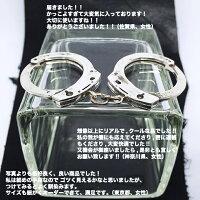リアル手錠リング(1個)超個性的なシルバーアクセサリー