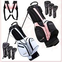 ゴルフ14点フルセットレディースマックスキャットMAXCAT女性用レディスフルセットフレックスLゴルフセット【あす楽対応】