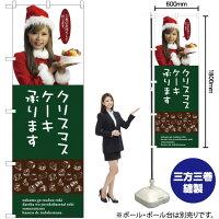 のぼり クリスマスケーキ SNB-2831