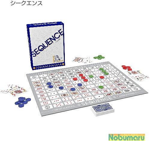 ファミリートイ・ゲーム, ボードゲーム 8002 Sequence