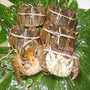 本場中国上海蟹の名産、太湖産の上海蟹です!【上海蟹オス小3匹】(@130g前後)完全に解凍し、常温に ...