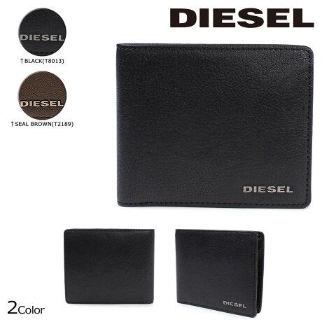 DIESEL HIRESH S ディーゼル 財布 二つ折り財布 X03925 PR271 メンズ [予約 9月下旬 再入荷予定]