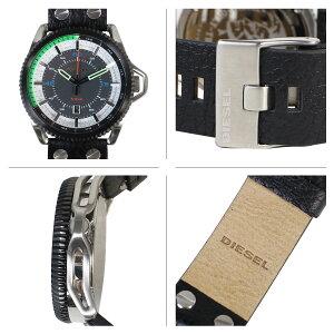 ディーゼル時計メンズDIESEL腕時計38mmROLLCAGEDZ1717ブラック[4/5新入荷][174]
