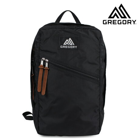 グレゴリー GREGORY リュック デイパック 22L オーバーヘッドデイ OVERHEAD DAY バックパック ブラック メンズ レディース 73297-1041
