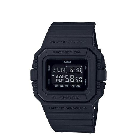 CASIO G-SHOCK カシオ 腕時計 DW-D5500BB-1JF ブラック メンズ レディース [11/26 新入荷] [1811]