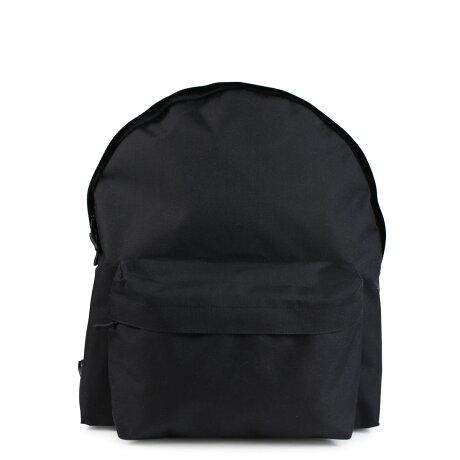 バッグジャック bagjack バッグ リュック バックパック メンズ レディース DAYPACK CLASSIC M ブラック [1/18 新入荷]