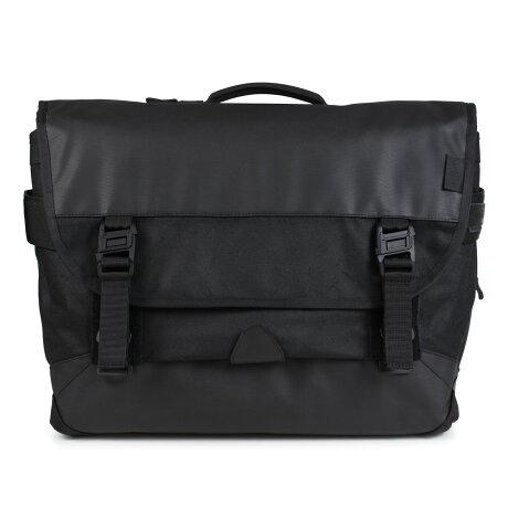 バッグジャック bagjack バッグ メッセンジャーバッグ ショルダーバッグ メンズ レディース NEXT LEVEL MSNGR M ブラック [1/18 新入荷]
