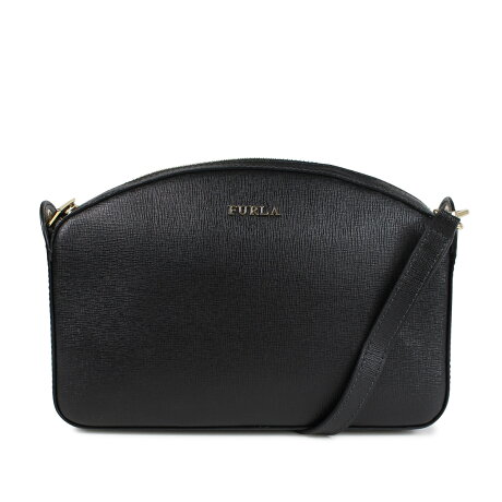 フルラ FURLA バッグ ショルダーバッグ レディース GISELE SHOULDER BAG ブラック 975357 [12/25 新入荷]
