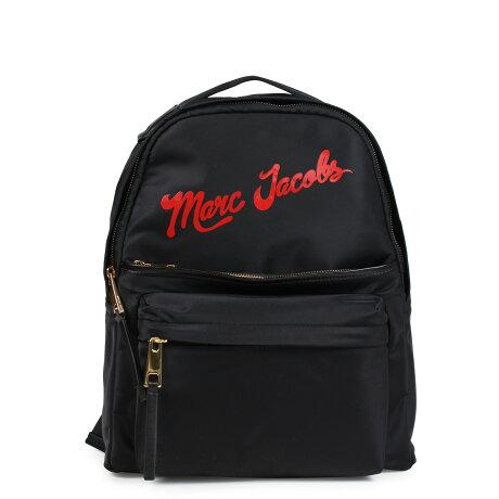 マークジェイコブス MARC JACOBS リュック バッグ バックパック レディース NYLON LARGE BACKPACK ブラック M0014161 [1/8 新入荷]