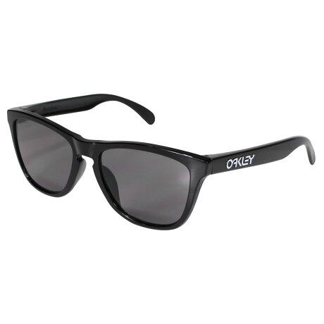 オークリー Oakley サングラス フロッグスキン アジアンフィット メンズ レディース Frogskins ASIA FIT ブラック OO9245-7554 [1/7 新入荷]