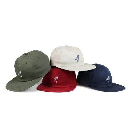 ONLY NY OK POLO HAT オンリーニューヨーク キャップ 帽子 メンズ レディース コットン ネイビー ベージュ レッド グリーン [予約商品 1/8頃入荷予定 新入荷] [1901]