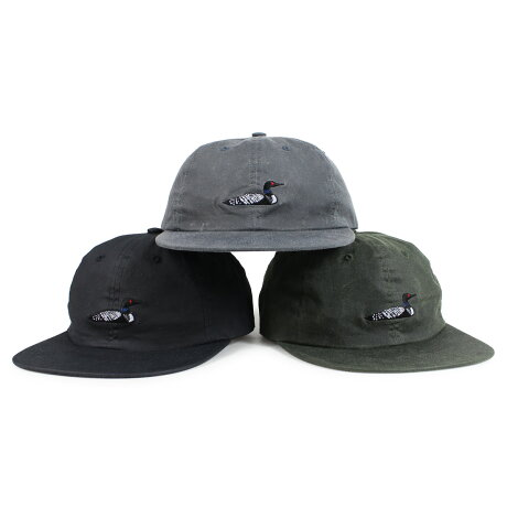 ONLY NY LOON POLO HAT オンリーニューヨーク キャップ 帽子 メンズ レディース スナップバック コットン ブラック グレー グリーン [予約商品 1/8頃入荷予定 新入荷] [1901]