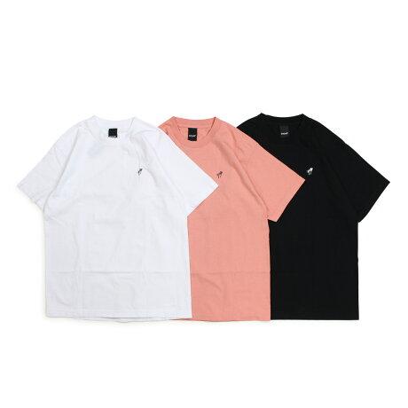 ONLY NY オンリーニューヨーク Tシャツ メンズ 半袖 コットン OK T-SHIRT ブラック ホワイト レッド [1/7 新入荷]