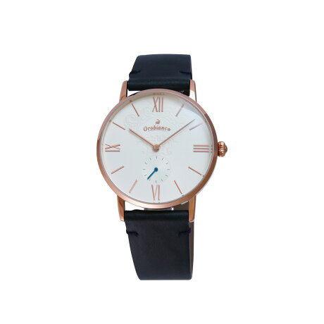 Orobianco SIMPATICO オロビアンコ 腕時計 メンズ 防水 ブラック ブラウン ネイビー 黒 OR0071 [予約 9月下旬 追加入荷予定]