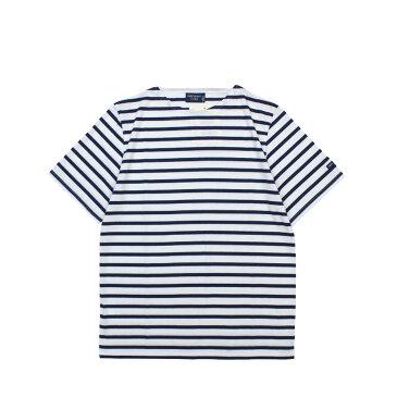 SAINT JAMES セントジェームス Tシャツ 半袖 ボーダー メンズ レディース [5/29 追加入荷]