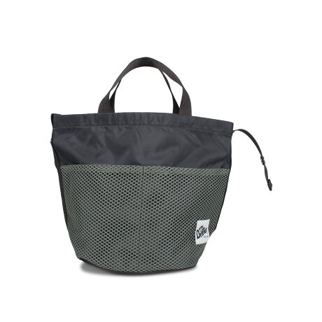 Drifter BUCKET BAG ドリフター トートバッグ バケット メンズ レディース 6L ブラック グレー ベージュ 黒 V1625 [予約 8月下旬 追加入荷予定]