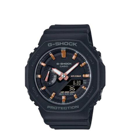 CASIO カシオ 腕時計 メンズ レディース ANALOG-DIGITAL GMA SERIES ブラック 黒 GMA-S2100-1AJF [予約 9月下旬 再入荷予定]