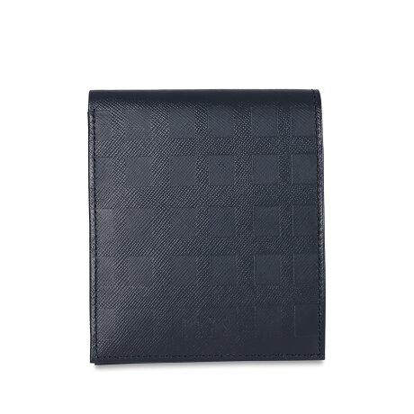 DAKS WALLET ダックス 二つ折り財布 メンズ ブラック ネイビー ブラウン 黒 DP25811 [予約 9月中旬 追加入荷予定]