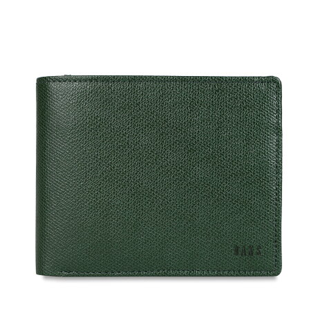 DAKS CLASSIC WALLET ダックス 二つ折り財布 メンズ 本革 ブラック ブラウン グリーン 黒 DP34214 [予約 9月中旬 追加入荷予定]