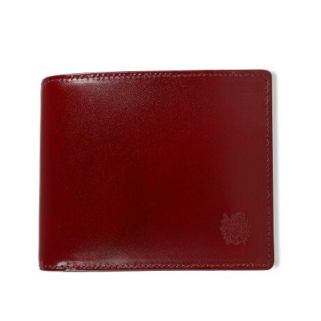 DAKS WALLET ダックス 二つ折り財布 メンズ 本革 ブラック ネイビー ワイン レッド グリーン 黒 DP38218 [予約 9月下旬 追加入荷予定]