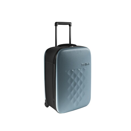 Rollink FLEX FOUR DOUBLE SUITCASE ローリンク スーツケース フレックス フォーダブル メンズ レディース 40L ライト ブルー イエロー ピンク 508 [予約 9月中旬 追加入荷予定]