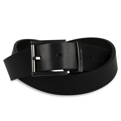 Calvin Klein REVERIBLE BELT カルバンクライン ベルト メンズ 本革 リバーシブル ブラック ダーク ブラウン 黒 11CK020016