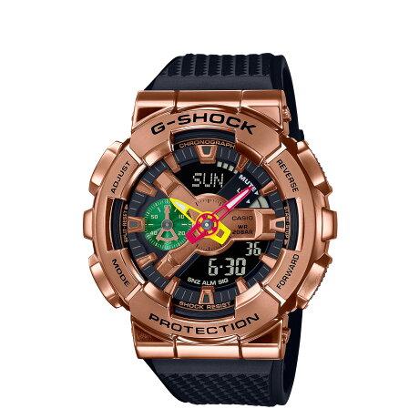 CASIO G-SHOCK 腕時計 カシオ GM-110RH-1AJR 八村塁 シグネチャーモデル 限定 メンズ レディース ブラウン [予約 9月下旬 新入荷予定]