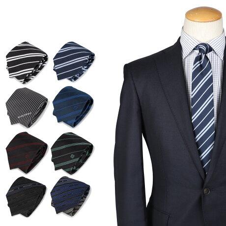 GIVENCHY TIE ジバンシィ ネクタイ メンズ シルク ブランド 結婚式 ブラック グレー ネイビー 黒 210902-03