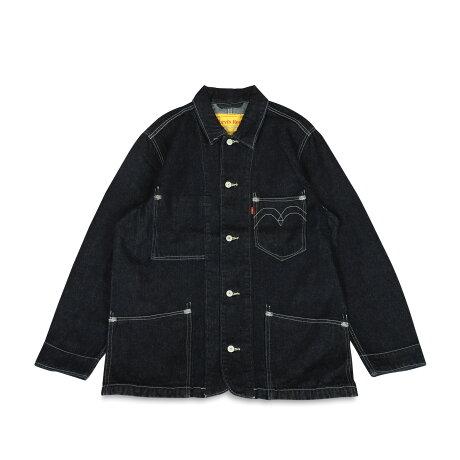LEVI'S RED ENGINEERED COAT リーバイス レッド デニムジャケット メンズ アウター エンジニアリング ブラック 黒 A0146-0000