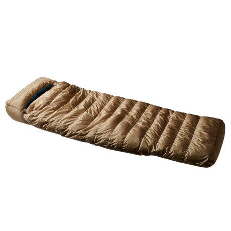 NANGA RABAIMA BAG ナンガ シュラフ ダウン 寝袋 封筒型 ラバイマ バッグ ブラウン S 600 [予約 9月中旬 新入荷予定]