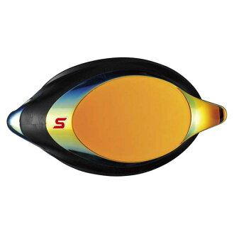 天鵝天鵝護目鏡著鏡子鏡片眼睛一游泳男子女子游泳護目鏡的游泳玻璃水杯水杯溢價抗霧 SRX 版本 [排除]