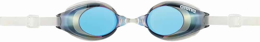 ARENAアリーナゴーグル?サングラス水泳水球競技くもり止めスイムグラス(ミラー加工)