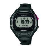 [SOLD OUT]セイコー SEIKO スーパーランナーズ ソーラー 腕時計 ブラック [ あす楽対象外 ] 【NEW】