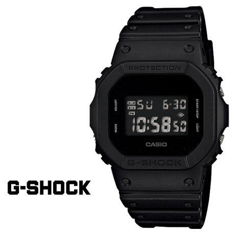 カシオ CASIO G-SHOCK 腕時計 DW-5600BB-1JF SOLID COLORS ジーショック Gショック G-ショック メンズ レディース [12/17 再入荷]
