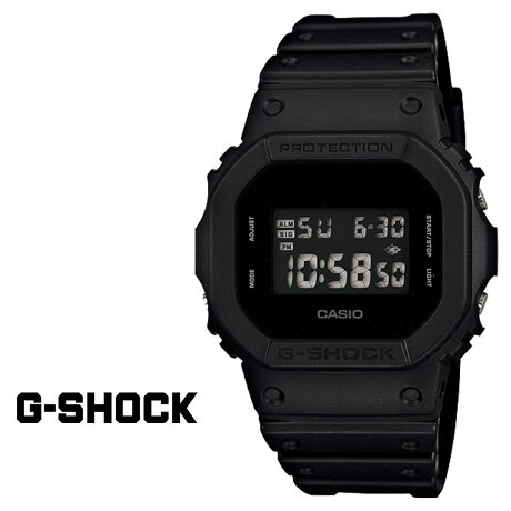 CASIO G-SHOCK カシオ 腕時計 DW-5600BB-1JF SOLID COLORS ジーショック Gショック G-ショック メンズ レディース [予約 9月中旬 再入荷予定]