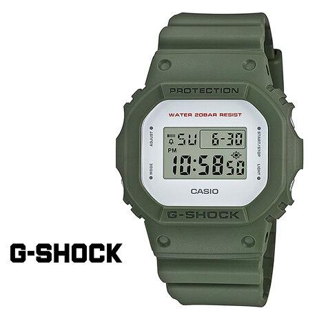 カシオ CASIO G-SHOCK 腕時計 DW-5600M-3JF DW-5600M SERIES ジーショック Gショック G-ショック メンズ レディース